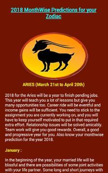 Horoscope Predictions screenshot 4