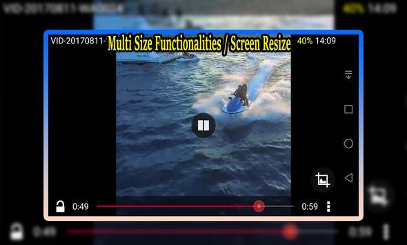 XX Videos pro player screenshot 1