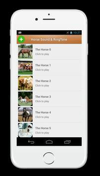Horse Sounds & Ringtone poster