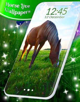 Majestic Horses Live Wallpapers screenshot 4