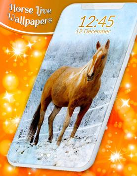 Majestic Horses Live Wallpapers screenshot 7