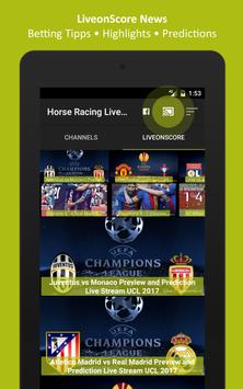 Horse Racing TV Live - Racing Television screenshot 3
