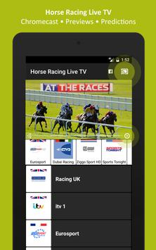 Horse Racing TV Live - Racing Television screenshot 2