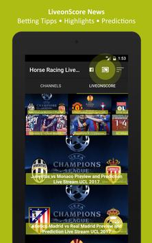 Horse Racing TV Live - Racing Television screenshot 5