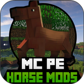 Horses MODS For MineCraft PE 图标