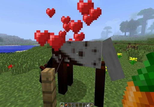 Horses MODS For MineCraft PE 截图 2