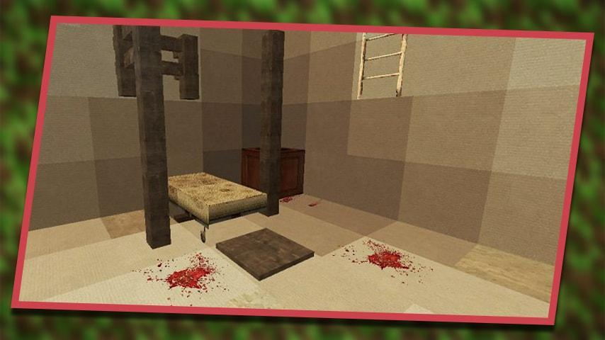 Horror Hospital 2 map for minecraft pe for Android - APK