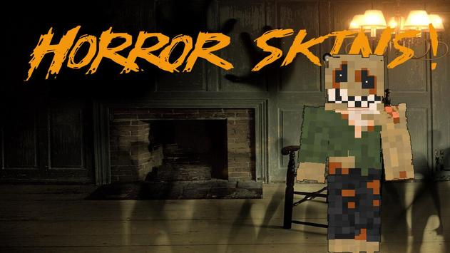 Horror Skins For Mcpe For Android APK Download - Skins para minecraft pe terror