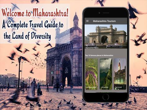 Poster Maharashtra Tourism