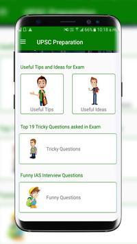 UPSC Preparation apk screenshot