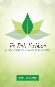Dr. Priti Kothari poster