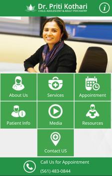 Dr. Priti Kothari apk screenshot