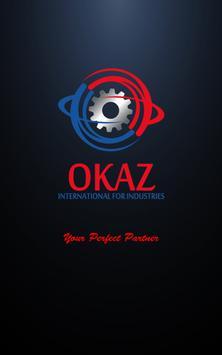 OKAZ International poster