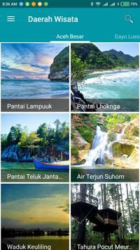 Aceh Tourism screenshot 1