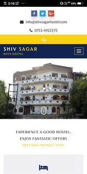 Shiv Sagar Hostel الملصق