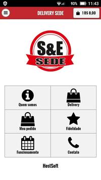 Delivery SEDE poster