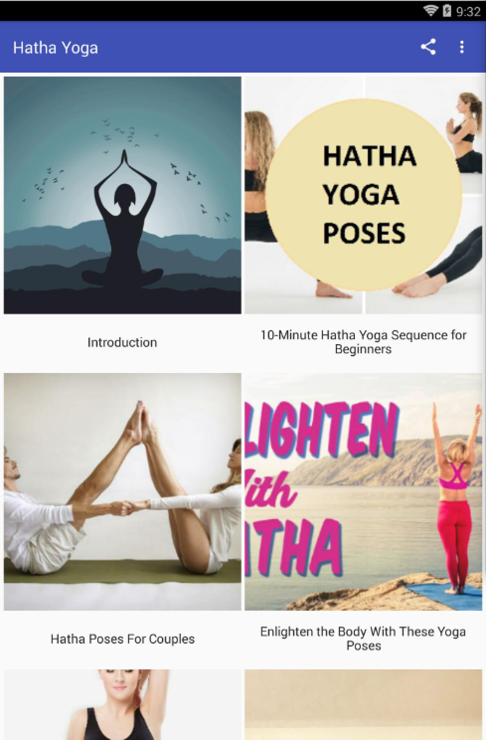 HATHA YOGA for Android - APK Download