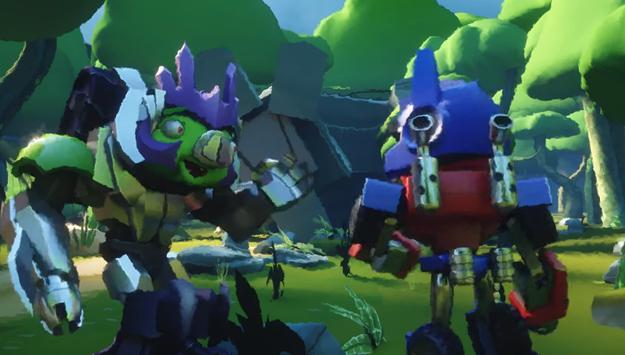 New Tips Angry Bird Transformer apk screenshot