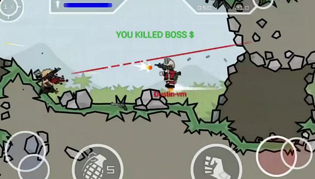 Tips Doodle Army 2 apk screenshot