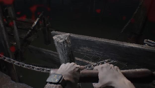 Hint Resident Evil 7 screenshot 1