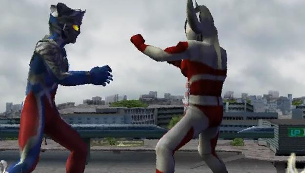 Ultraman Zero Tips apk screenshot