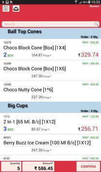 Havmor Sales Order apk screenshot