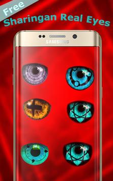 Sharingan Real Eyes apk screenshot