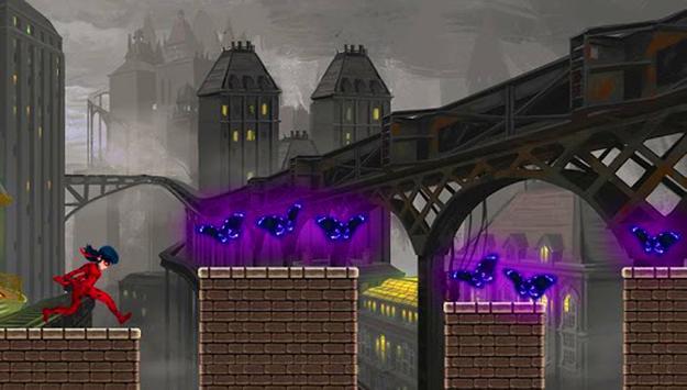 Run Cat Noir Adventure apk screenshot