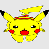 Dash Runn Pikachu icon