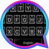 Hawkeye Theme&Emoji Keyboard icon