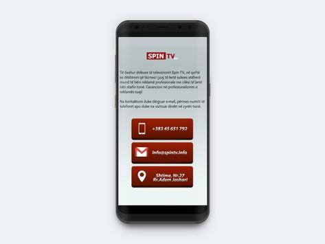 Spin TV apk screenshot