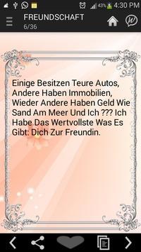 Love SMS Deutsch screenshot 2