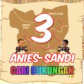 Anies-Sandi Cagub Jakarta 2017 icon