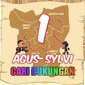 Agus-Sylvi Cagub Jakarta 2017 icon