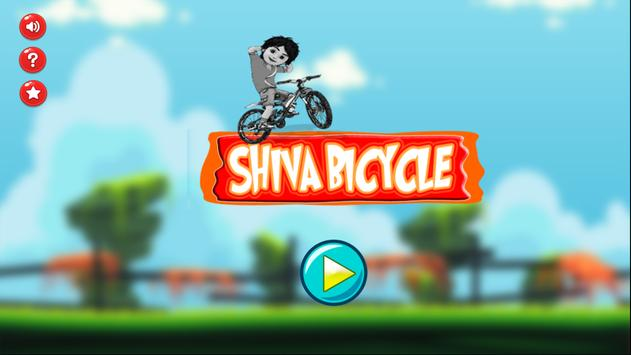 Shiva Super Bicycle poster