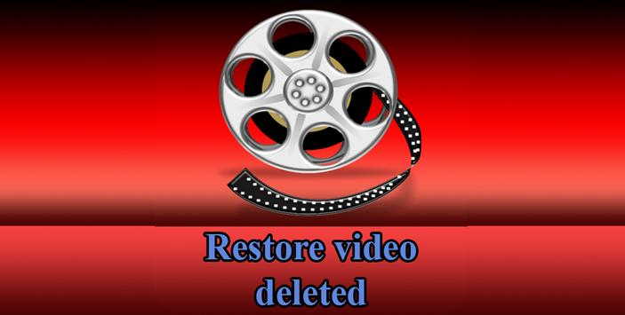 Restore video deleted poster