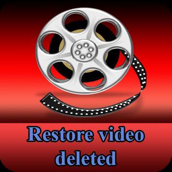 Restore video deleted apk screenshot