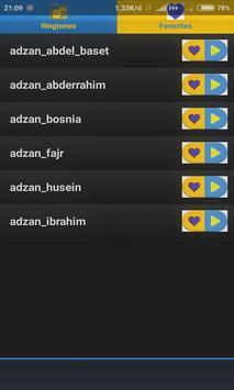 Alarm Adzan Ringtone screenshot 3
