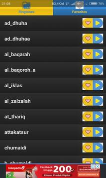 Alarm Ringtone Qiro Al-Qur'an screenshot 2