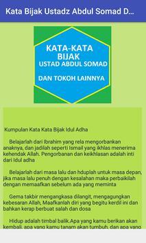 Kata-Kata Bijak Ustadz Abdul Somad Terbaru apk screenshot