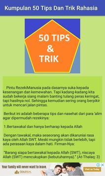 Kumpulan Tips Dan Trik Rahasia poster
