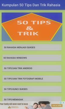 Kumpulan Tips Dan Trik Rahasia screenshot 1