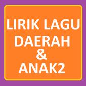 Kumpulan Lirik Lagu Daerah Indonesia Dan Lagu Anak icon