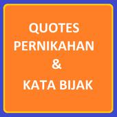 Quote Pernikahan icon