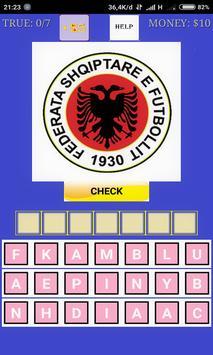 Tebak Gambar Logo Timnas Sepakbola Dunia Apk Game Free Download