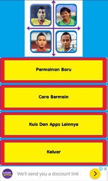 Tebak Nama Pemain Sepakbola Indonesia poster