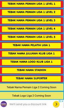 Tebak Nama Pemain Sepakbola Indonesia screenshot 1