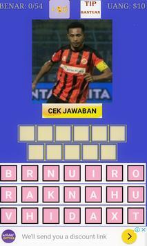 Tebak Nama Pemain Sepakbola Indonesia screenshot 2