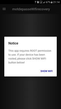 Mot De Passe Recovery Wifi for Android - APK Download