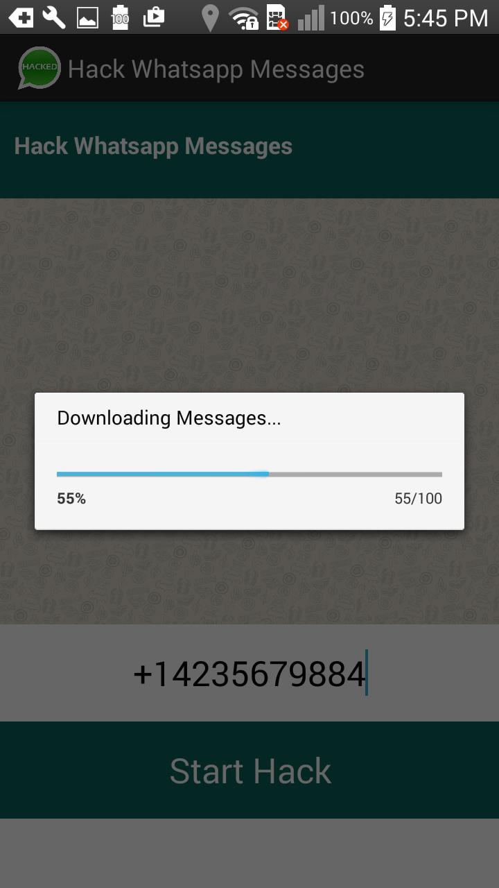 Hack Whatsapp Messages Prank Fur Android Apk Herunterladen